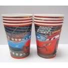 Cars Paper Cups