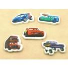 Cars Eraser 6pcs per pack