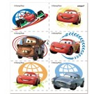 Disney Cars Temporary Tattoos 12pcs