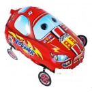 Red Car Pet Balloon