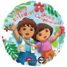 """18"""" Dora n Diego HB Foil Balloon"""