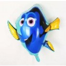 25in Fish Jumbo Balloon