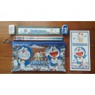 Doreamon 7pcs stationary set