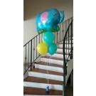 Elephant Balloon Bouquet