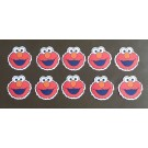 Elmo Stickers 10pcs