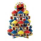 Elmo Cupcake Stand