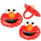 Elmo Ring Party Favors