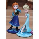 Frozen 2pcs Cake Figures Topper