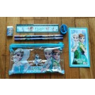 Frozen 7pcs stationery set