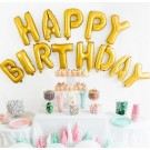 "16"" HAPPY BIRTHDAY Wording Foil Balloon"