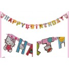 Hello Kitty Letter Banner