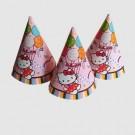 Hello Kitty Balloon Dreams Party Cone Hats
