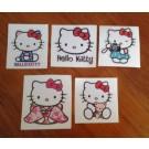 Hello Kitty Stickers 10pcs