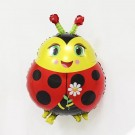 35in Ladybird Foil Balloon