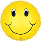 "18"" Smiling Face Foil Balloon"