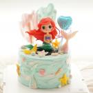 11cm Mermaid Figurine Topper