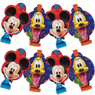 Mickey Mouse Blowouts 8pcs