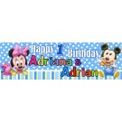 Mickey & Minnie Banner