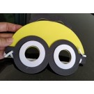 Minion EVA Masks 6pcs