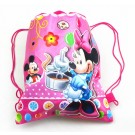 Minnie Mouse Draw String Favor Bag