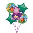 Monkey Balloon Bouquet