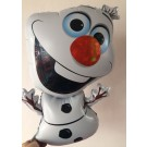 25in Olaf Foil Balloons