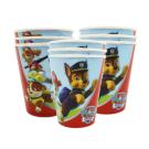 PAW Patrol cups 8pcs
