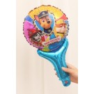 16in Paw Patrol Hand Held Balloon