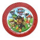 PAW Patrol 7in cake plates