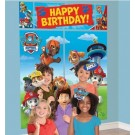 PAW Patrol Scene Setter with 12pcs Photo Props