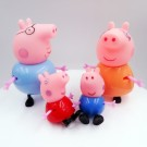 Peppa Pig Family Figure Topper