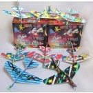 Styrofoam Flying Plane Toy 6pcs