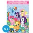 My Little Pony Favor Bags 8pcs