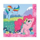 My Little Pony Beverage Napkins 16pcs