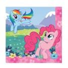 My Little Pony Beverage Napkins 16pcs