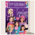 My Little Pony Scene Setter 5pcs with 12pcs Photo Props