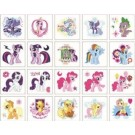 My Little Pony Tattoos 20pcs