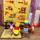 Winnie Pooh Figurine Cake Topper
