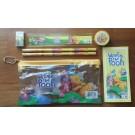 Winnie the pooh 7pcs stationary set