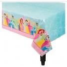 Disney Princess 1st Table Cover 54in x 102in