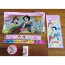 Disney Princess 7pcs stationary set
