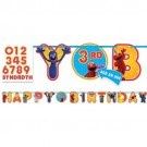 Sesame Street Birthday Banner Kit