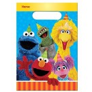 Sesame Street Favor Bags 8pcs