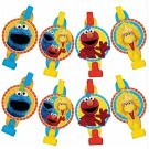 Sesame Street Blowouts 8pcs