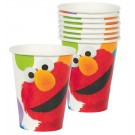 Sesame Street Party Cups 8pcs