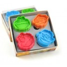 Sesame Street 3D Cookies Mould