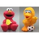 Sesame Street Cake Topper 2pcs Set