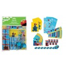 Sesame Street Favor Pack 48pcs