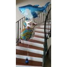 Shark Balloon Bouquet