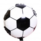18in Soccer Ball Foil Balloon
